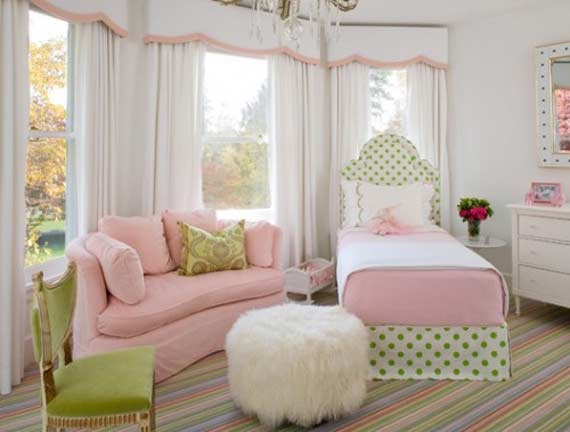 dormitorio chica adolescente