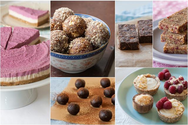 Zdravi posni kolači, keksi i torte