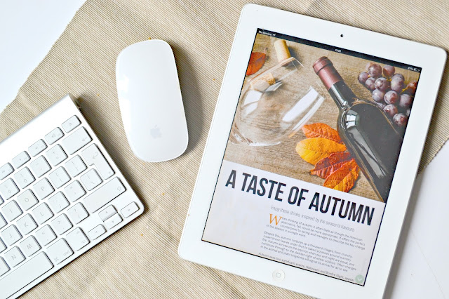 Vegan Life Magazine: Seasonal drinks for Autumn/Fall