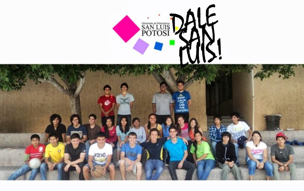 Olimpiadas de Matemáticas en San Luis Potosí