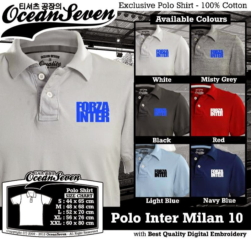 Kaos Polo Inter Milan 10