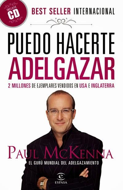 Puedo hacerte adelgazar de Paul McKenna