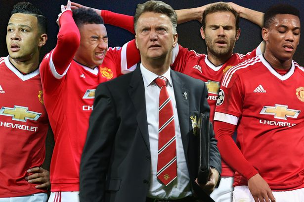 Drawing blanks: United's attack is not clicking