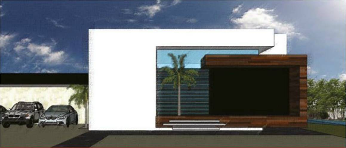 Inmodesarrollo fachadas minimalistas for Fachadas oficinas minimalistas