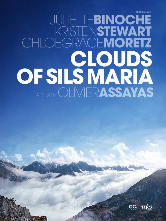 Clouds of Sils Maria Movie Film 2014 - Sinopsis