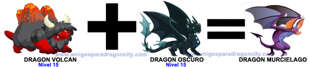 como sacar el dragon murcielago en dragon city-2