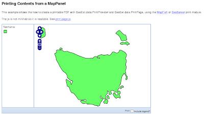 Imagen de un ejemplo de GeoExt