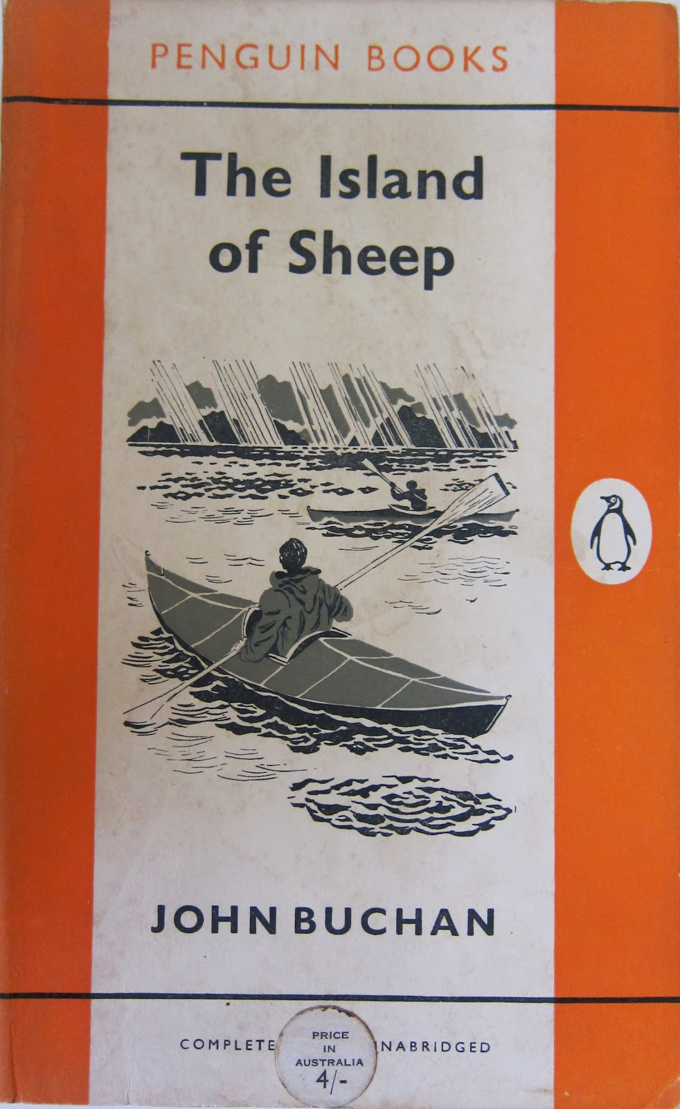 Penguin Book Cover Questions : Vintage penguins covers by stephen russ part one
