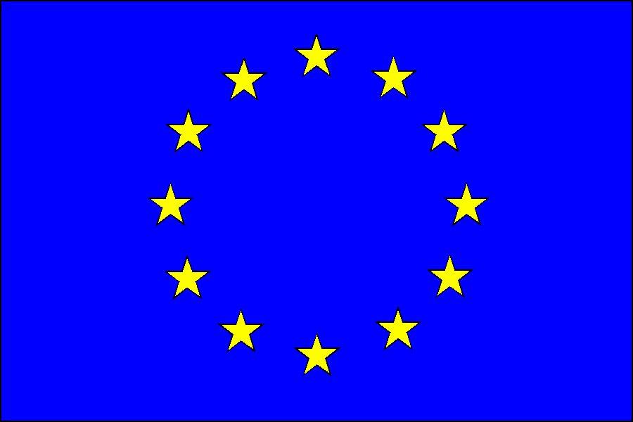Resultado de imagen para BANDERA DE LA UNION EUROPEA