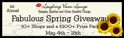 Huge Grand Prize from Laughing Vixen Lounge!