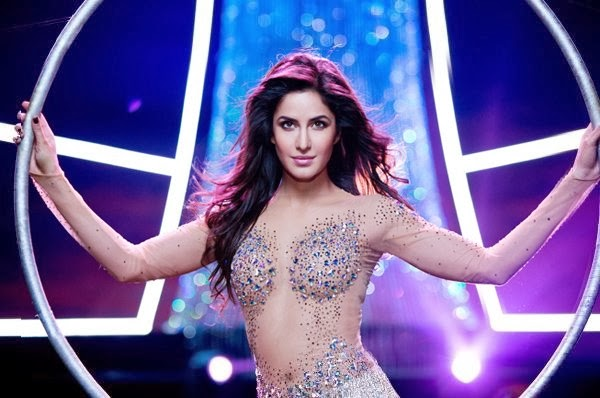 Katrina Kaif In Dhoom 3 Unseen Pictures