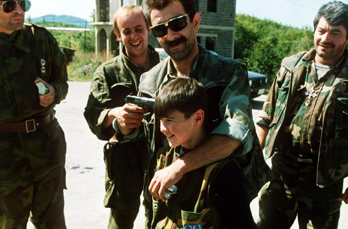 Survivalisme urbain et vécu : Bienvenue en enfer. Bosnie