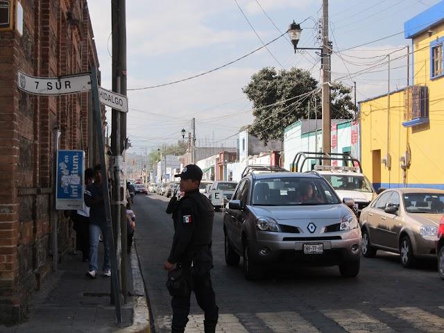 Falta de policías, provoca fugas irresponsables de reos