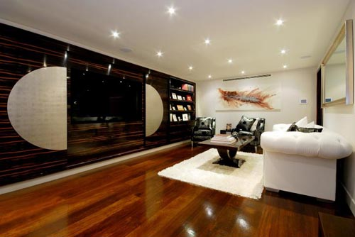 Style In Luxury Interior Living Room Design Ideas | Dream House ...