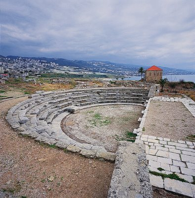Lost Ancient High Technology Evidence At Byblos In Lebanon Byblos