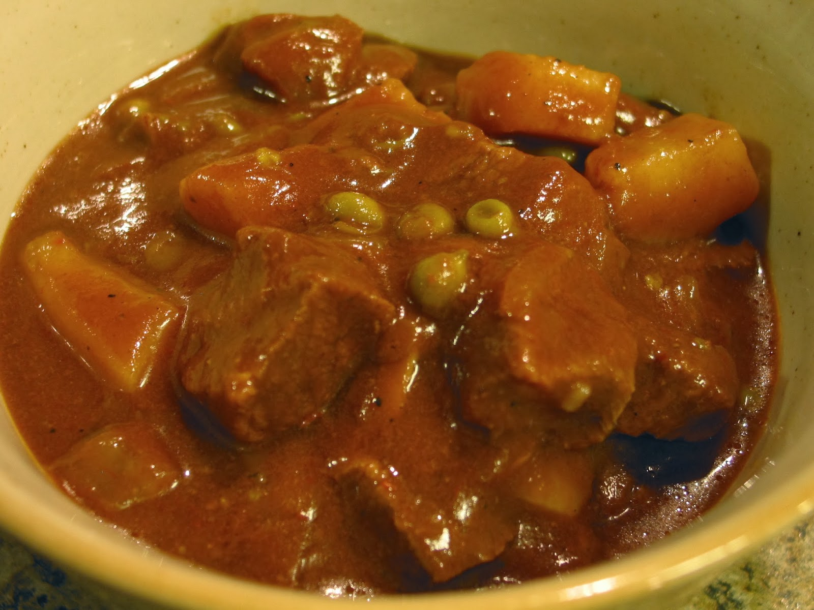 Irish Beef And Stout Stew Recipe — Dishmaps