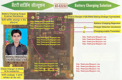 all mobile solution free: samsung e2232 charging solution