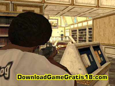 Mod Luxville Point Blank GTA San Andreas