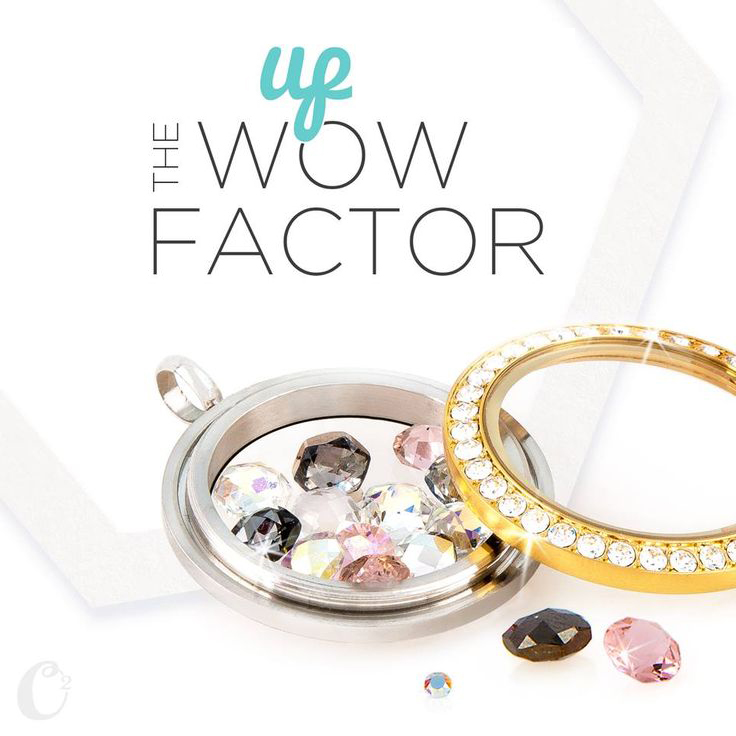 You can never add enough sparkle! Check out all the Crystals by Swarovski made exclusively for Origami Owl at StoriedCharms.com