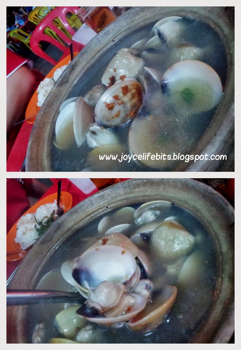 klang seafood
