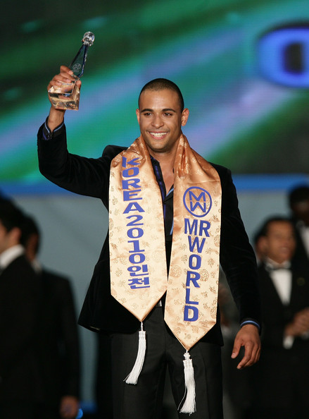 Mister World 2010 Kamal Ibrahim Ireland
