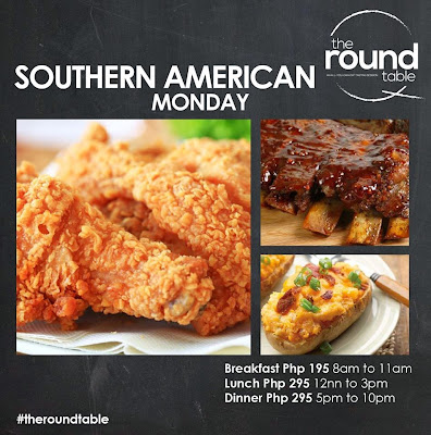 Lafanggero AllDay Buffet At The Round Table Kapitolyo Pasig - Round table buffet price