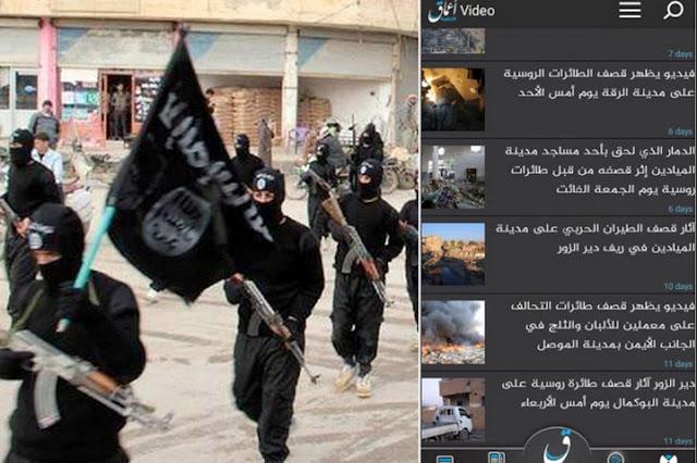 Aplicativo do Estado Islâmico