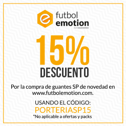 FutbolEmotion Descuento