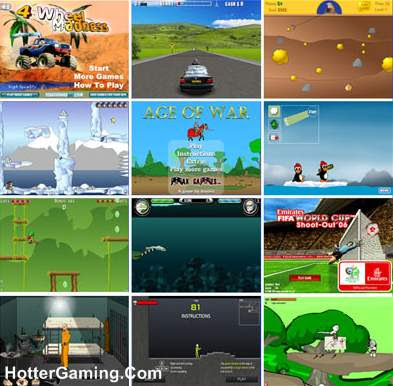 pc flash games