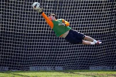 Lionel Messi Terbang