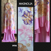 Gambar Mukena Bali Magnolia