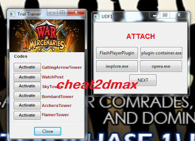 War Of Mercenaries Cheats