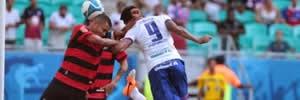Bahia 1x0 Campinense: Teste para cardíacos!