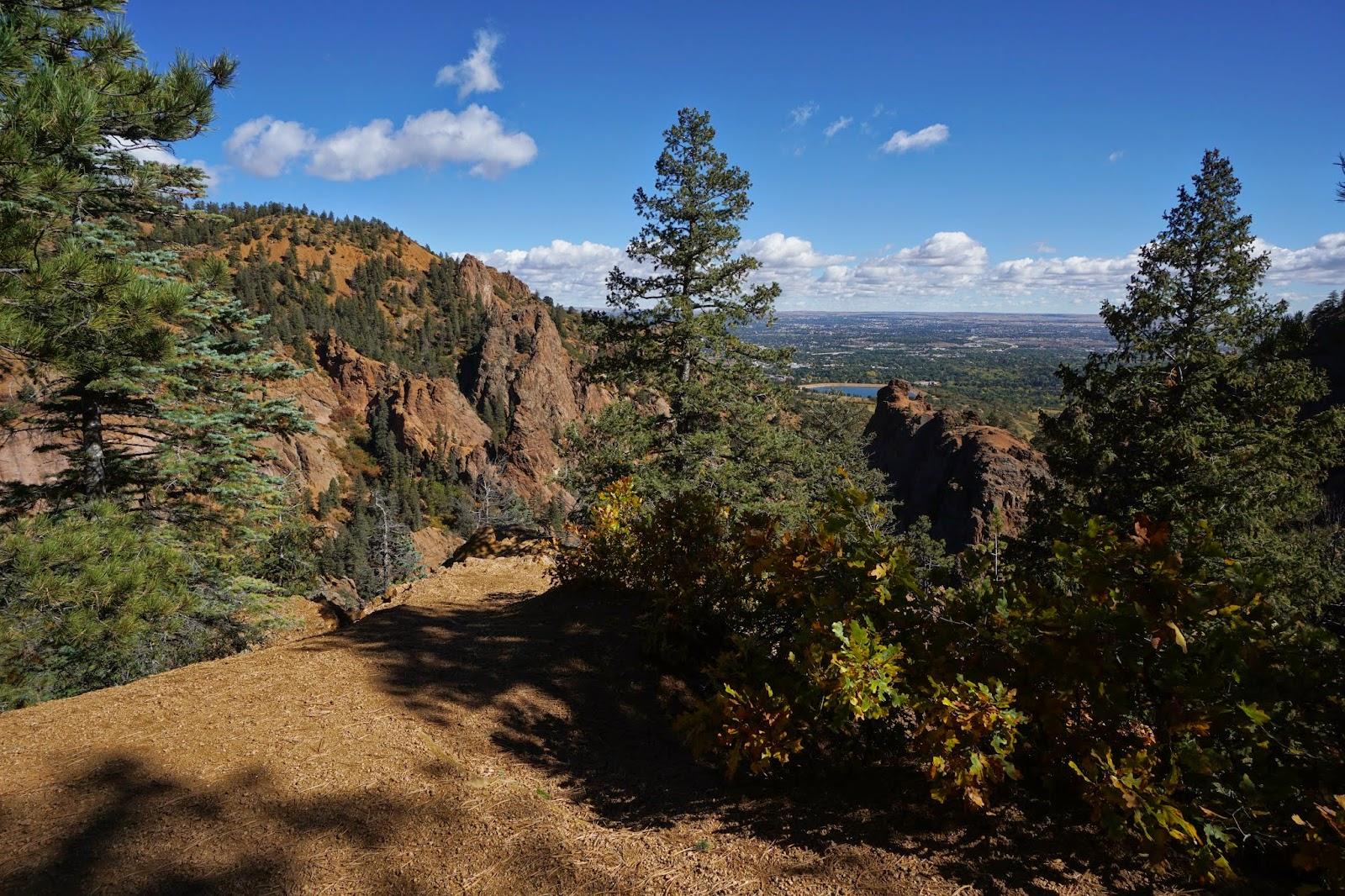 Go hike colorado mt cutler trail north cheyenne canon park mt cutler trail north cheyenne canon park publicscrutiny Images