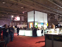 Vintages booth at Gourmet Food and Wine Expo
