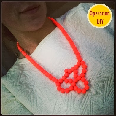 Long Neon Necklace #0: IMG