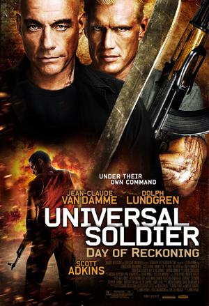 Soldado Universal: Day of Reckoning