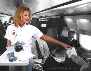 Picture: Lead Off Your Career As An Air Hostess