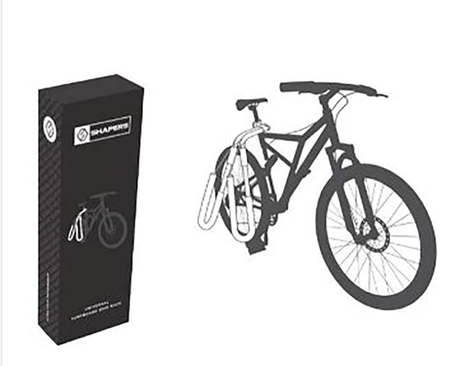 Rack Bike Carry Shapers