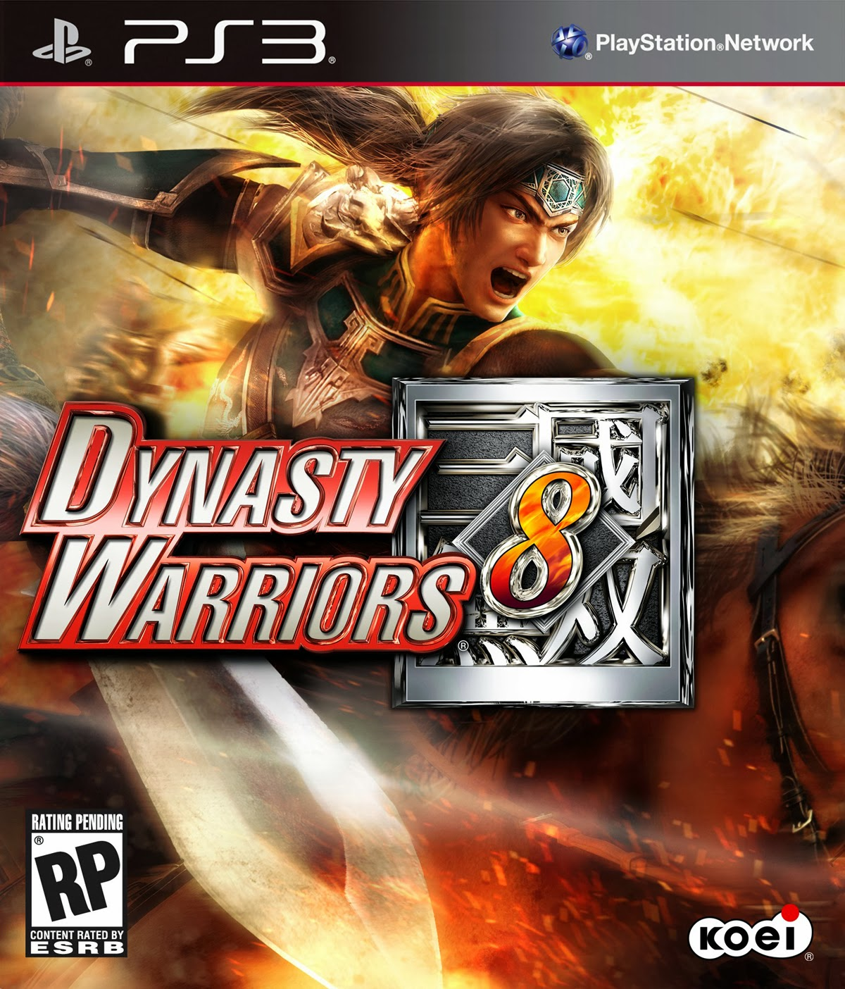 Dynasty Warriors 8 PS3 IMARS Direct Download Links