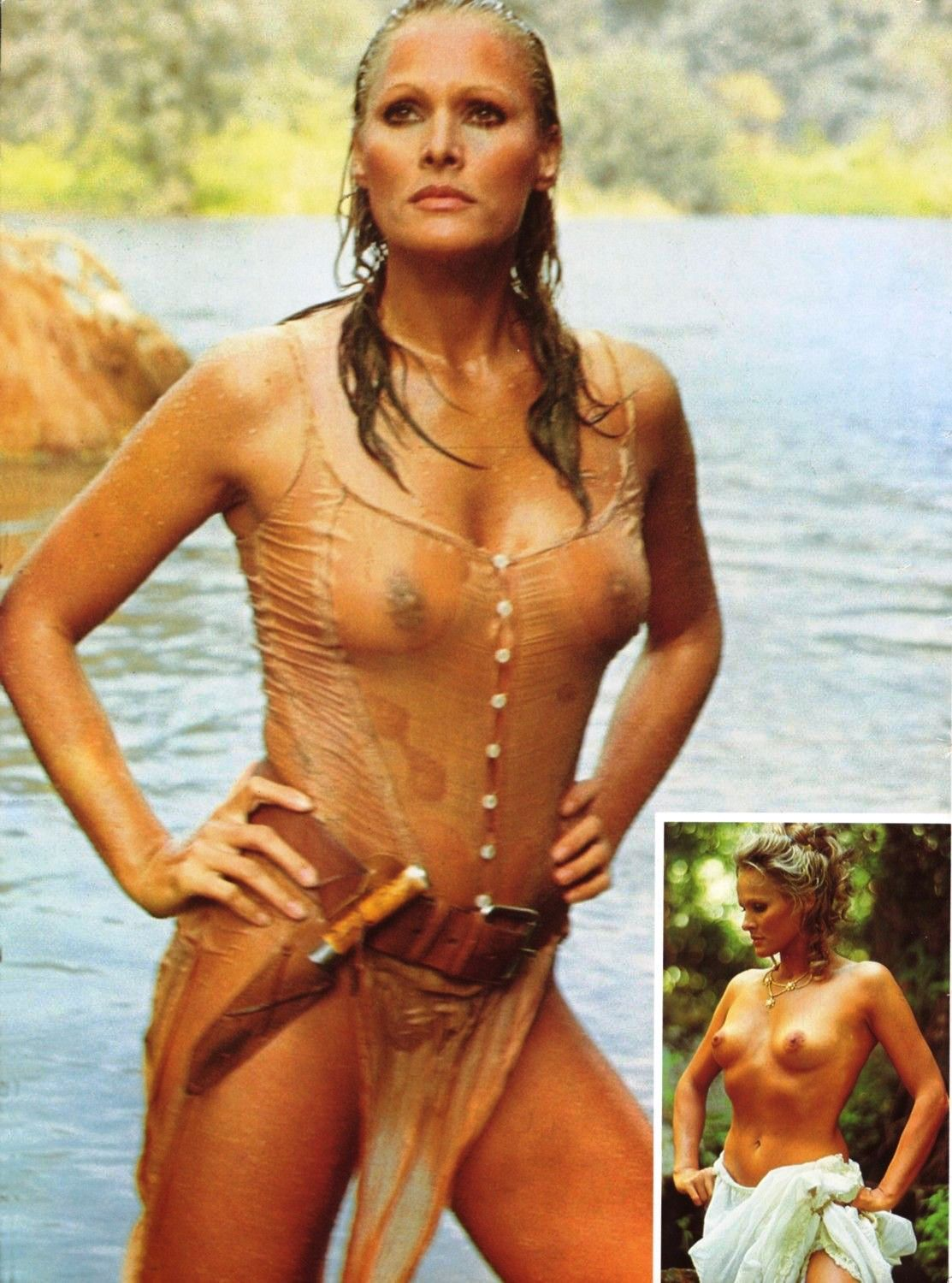 Nude Pictures Of Ursula Andress