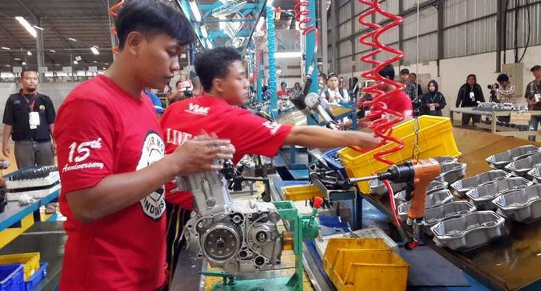 Mengintip Viar Motor Indonesia Pabrik Sepeda Motor Taiwan