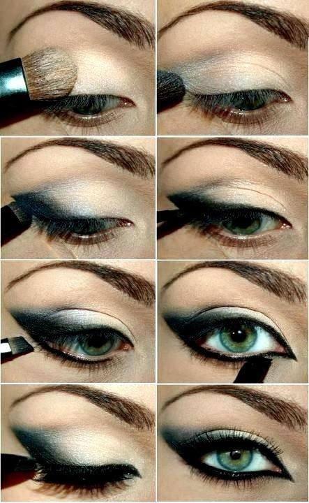 Eyeshadow Makeup Tutorial Tutorial And Tips To Make Green Eyes Pop