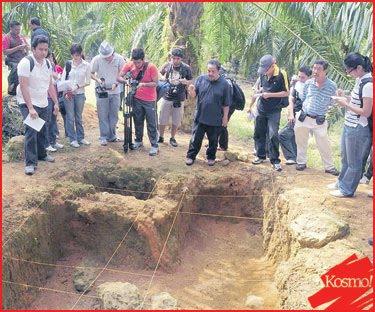 Tamadun  manusia tertua ditemui