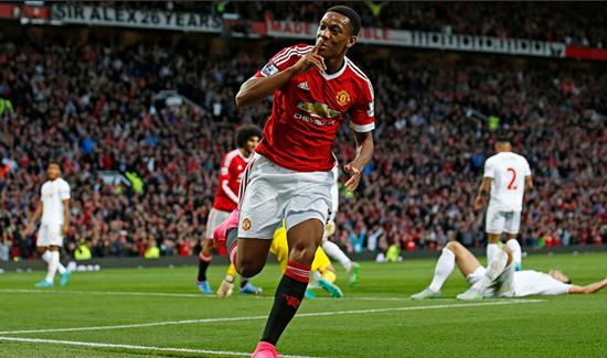 Manchester United 3 x 1 Liverpool - Premier League 2014/15