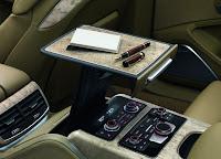 Audi A8 L interior accessories