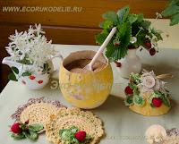 Поделки из декоративной тыквы