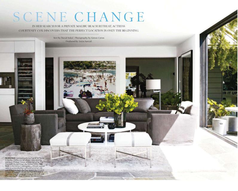July/August 2011 Elle Decor Design Inspiration