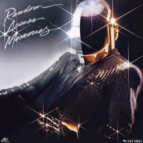 Daft Punk - Random Access Memories (Deluxe Edition) (2013)