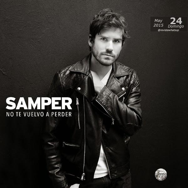 uan-Felipe-Samper-Lanzamiento-No-te-vuelvo-a-perder-Video-Lyric